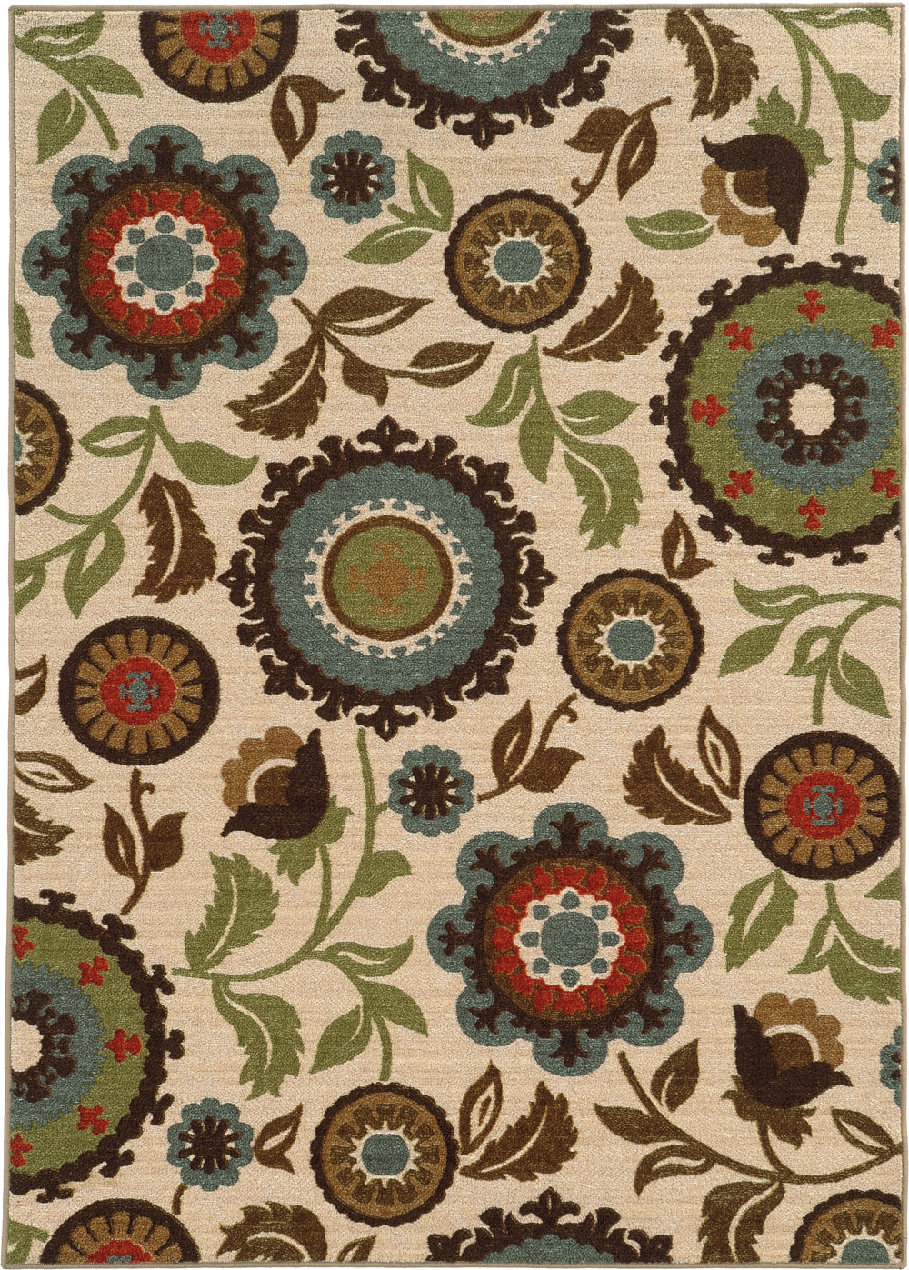 Oriental Weavers Arabella 41888 Ivory Therugcorner Com
