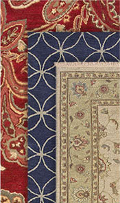 Shop Area Rugs By Style