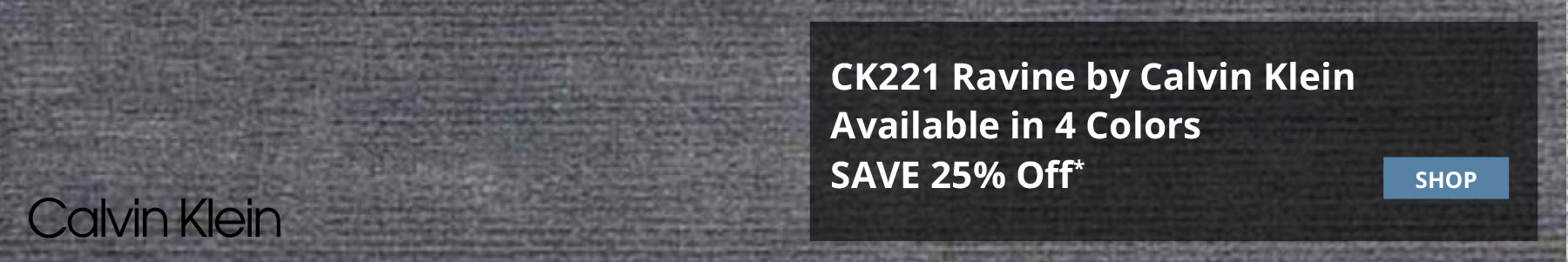 Calvin Klein CK221 Ravine