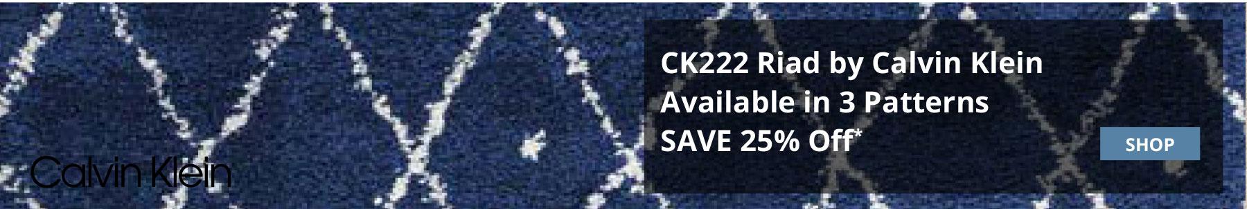 Calvin Klein CK222 Riad