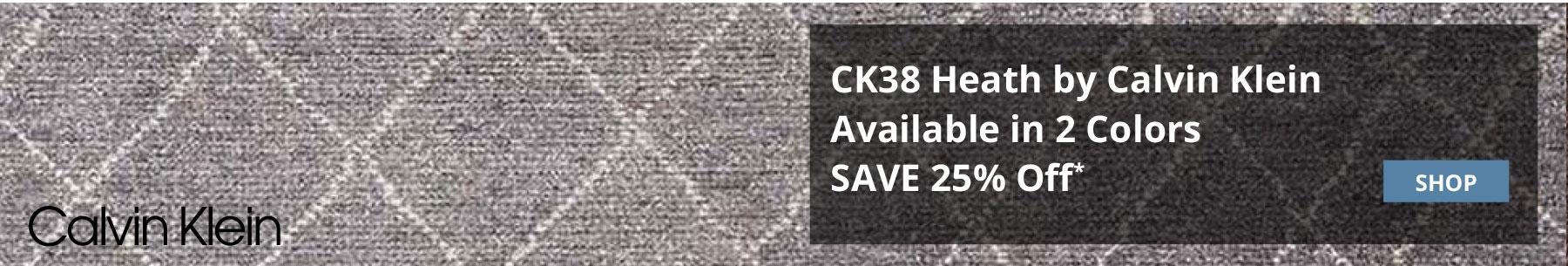 Calvin Klein CK38 Heath