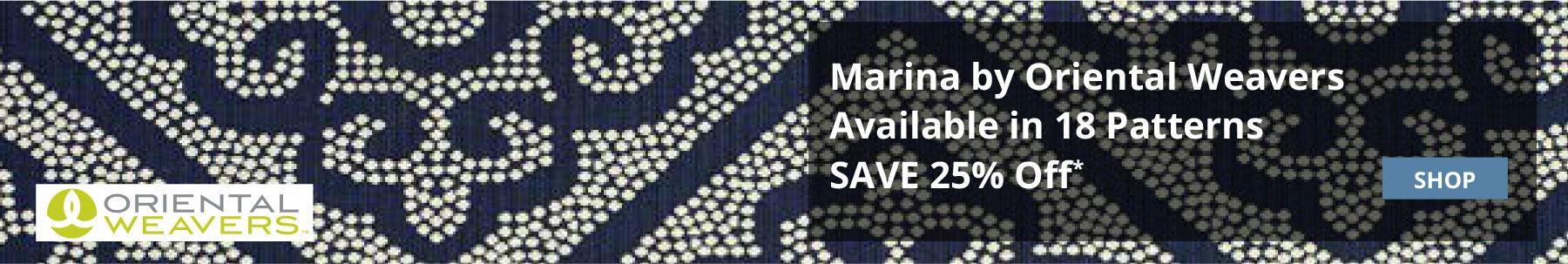 Oriental Weavers Marina