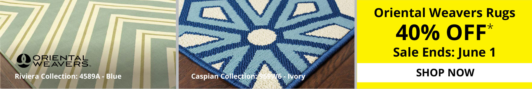 Oriental Weavers Rug Sale