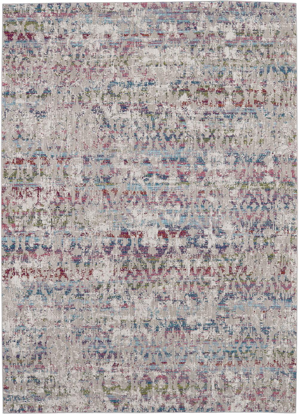 Karastan Meraki 39500 Illusion Multi Rug