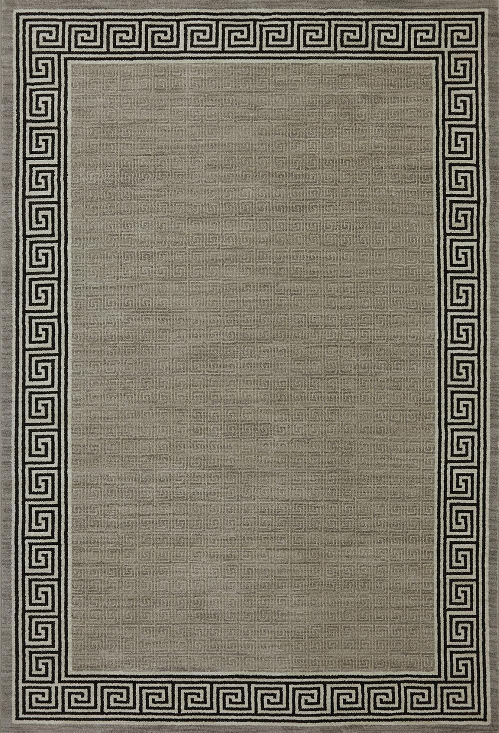 Karastan Pacifica Collier Gray Gray Rug