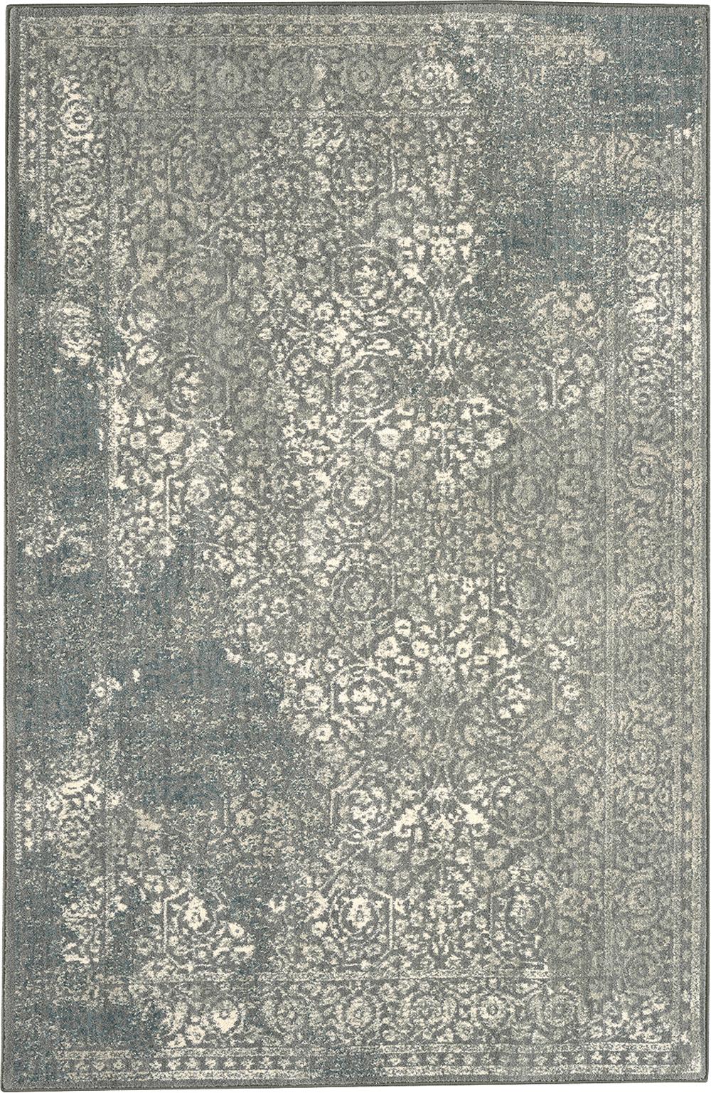 Karastan Euphoria Ayr Willow Grey Elephant Skin Rug