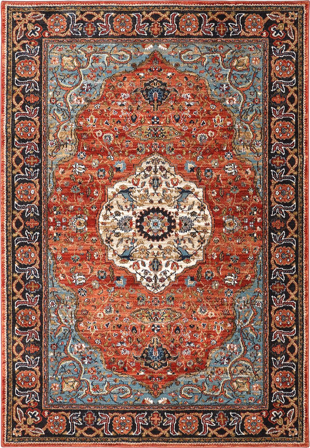 Karastan Spice Market Petra Multi Multi Rug