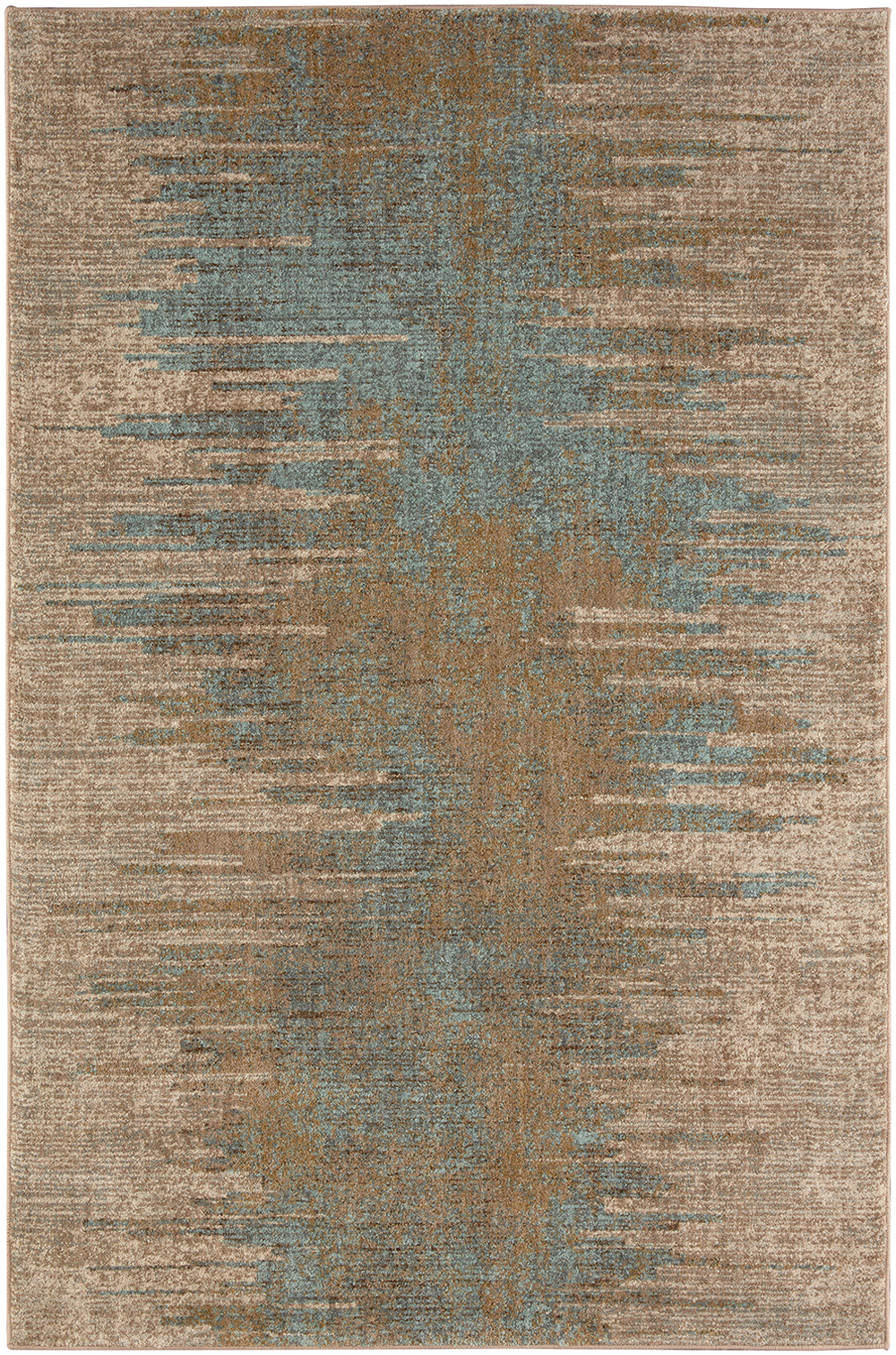 Karastan Touchstone Arielle Bronze by Virginia Langley Hazelnut Rug