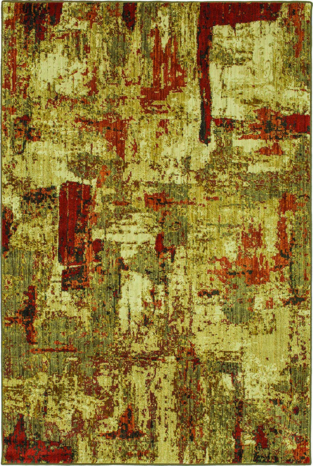 Karastan Elements 91420 Treviso Gold Rug