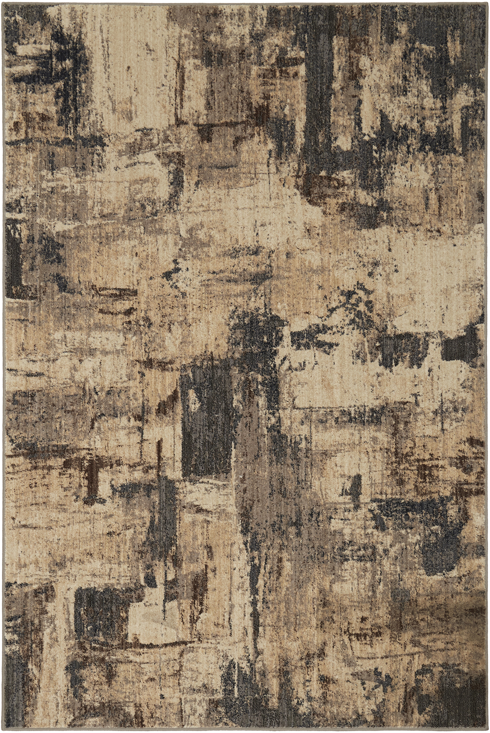 Karastan Elements 91420 Treviso Gray Rug
