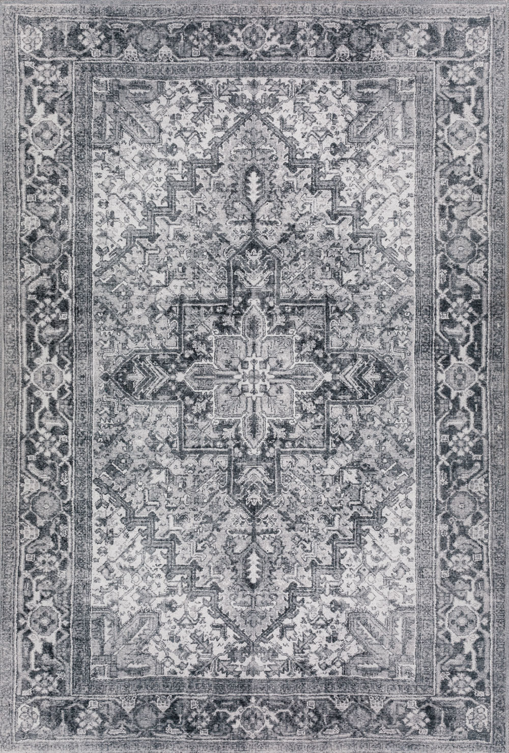 Dalyn Amanti AM3 Steel Rug