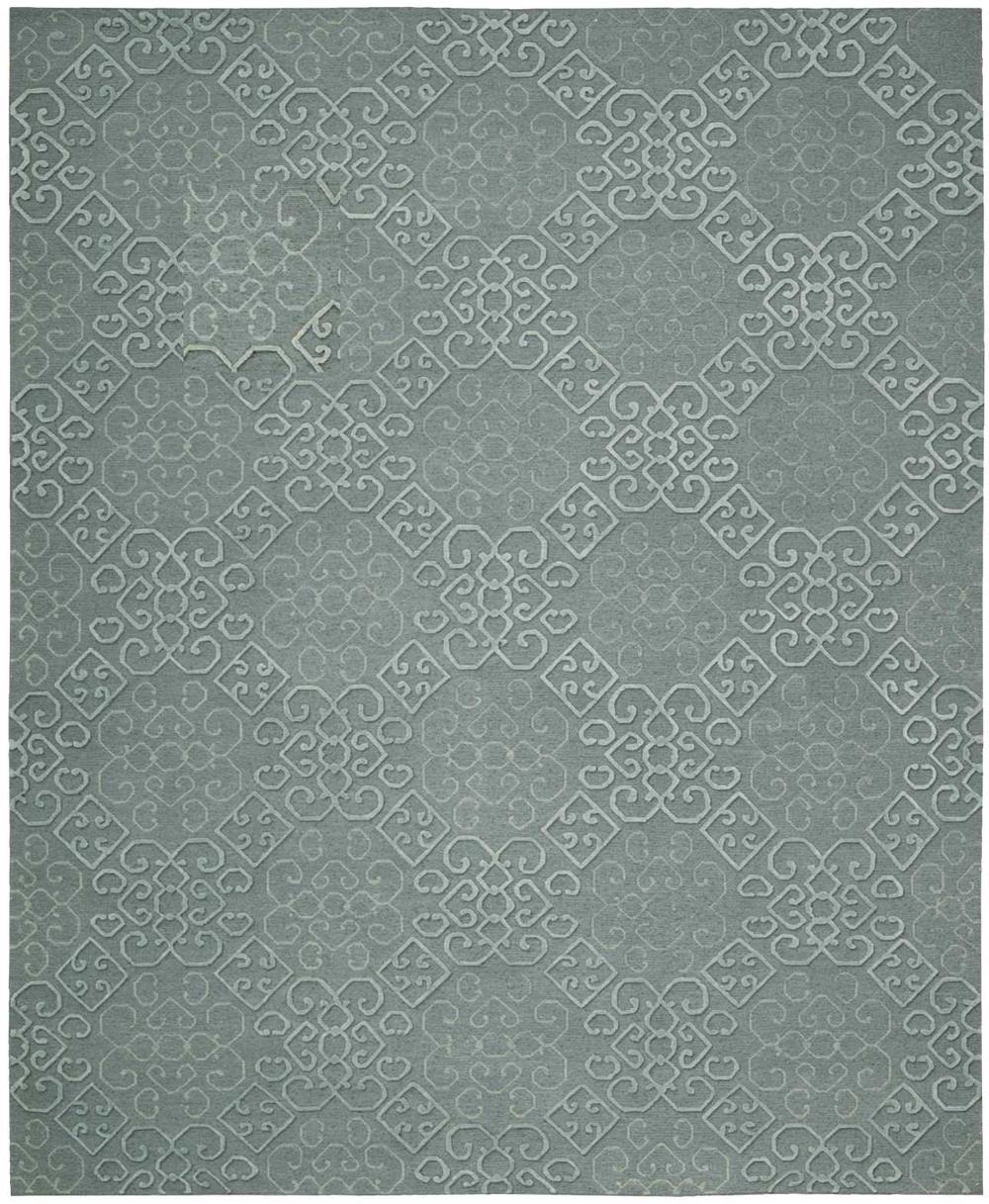 Nourison AMBROSE AMB01 SLATE Rug