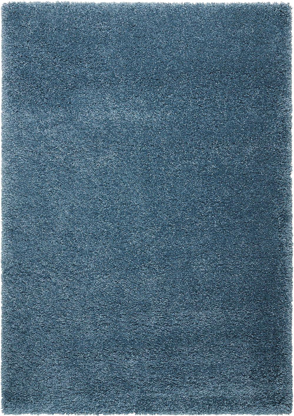 Nourison AMORE AMOR1 SLATE BLUE           Rug