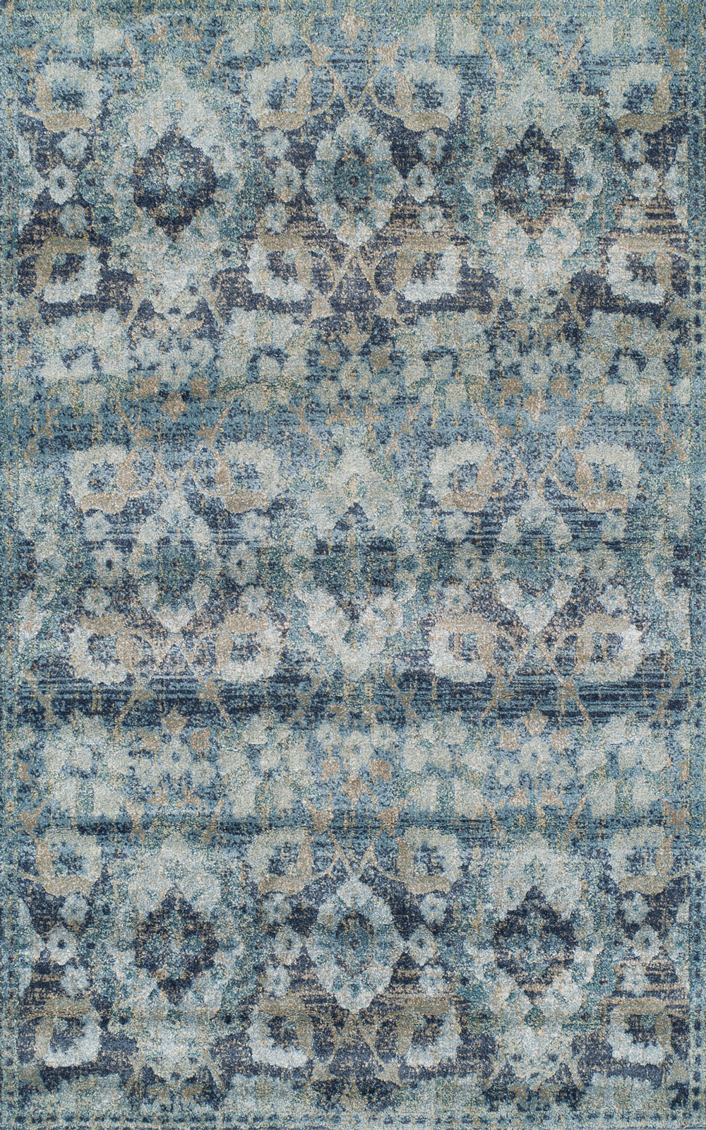Dalyn Antigua AN5 Navy Rug