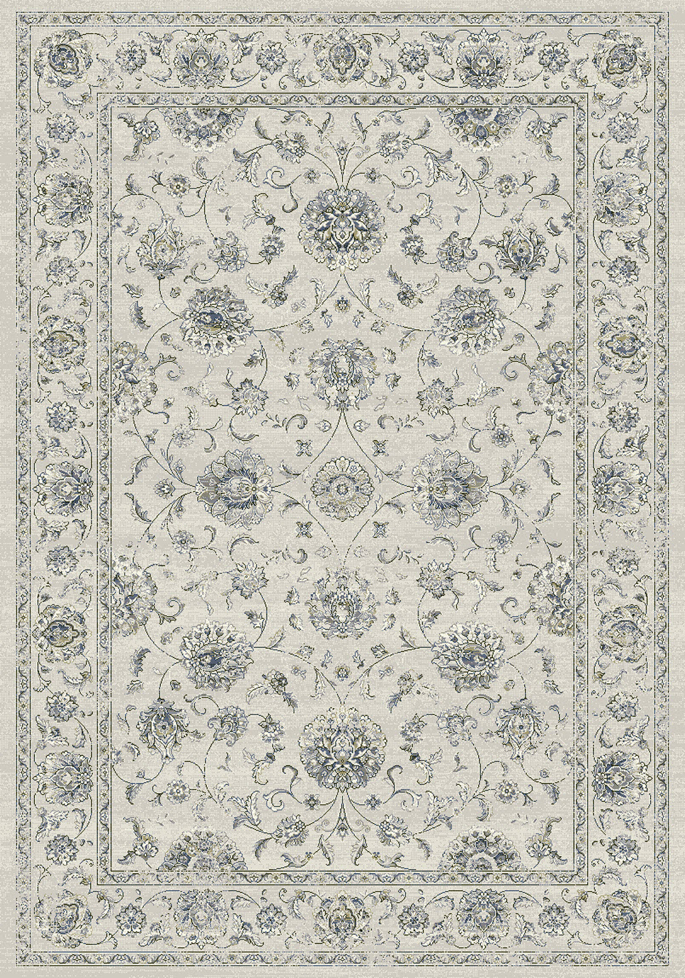 Dynamic ANCIENT GARDEN 57126 CREAM Rug