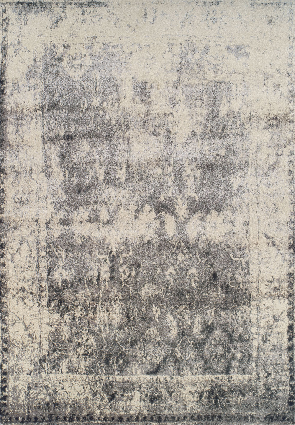 Dalyn Antiquity AQ1330 Grey Rug