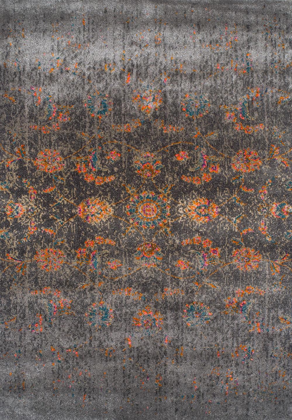 Dalyn Antiquity AQ530 Charcoal Rug