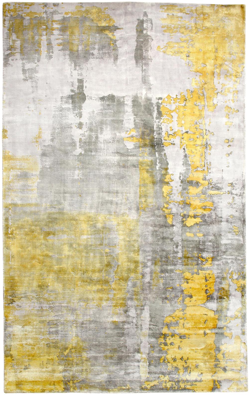 Dynamic ARTISAN 1601 SILVER/GOLD Rug