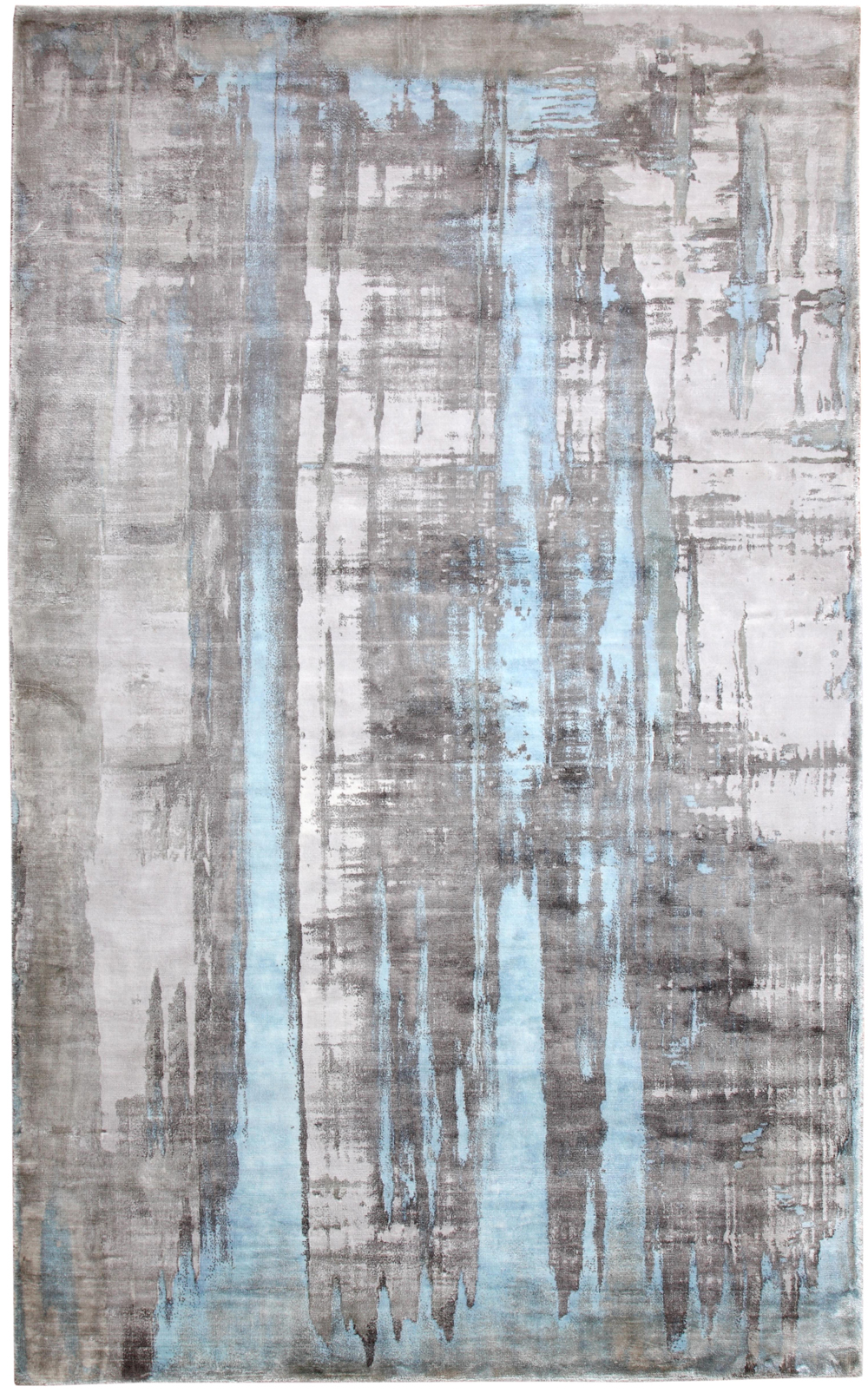 Dynamic ARTISAN 1602 SILVER/BLUE Rug