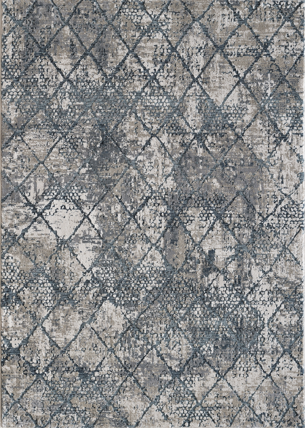 Dynamic ASTORIA 3376 CREAM/BLUE Rug