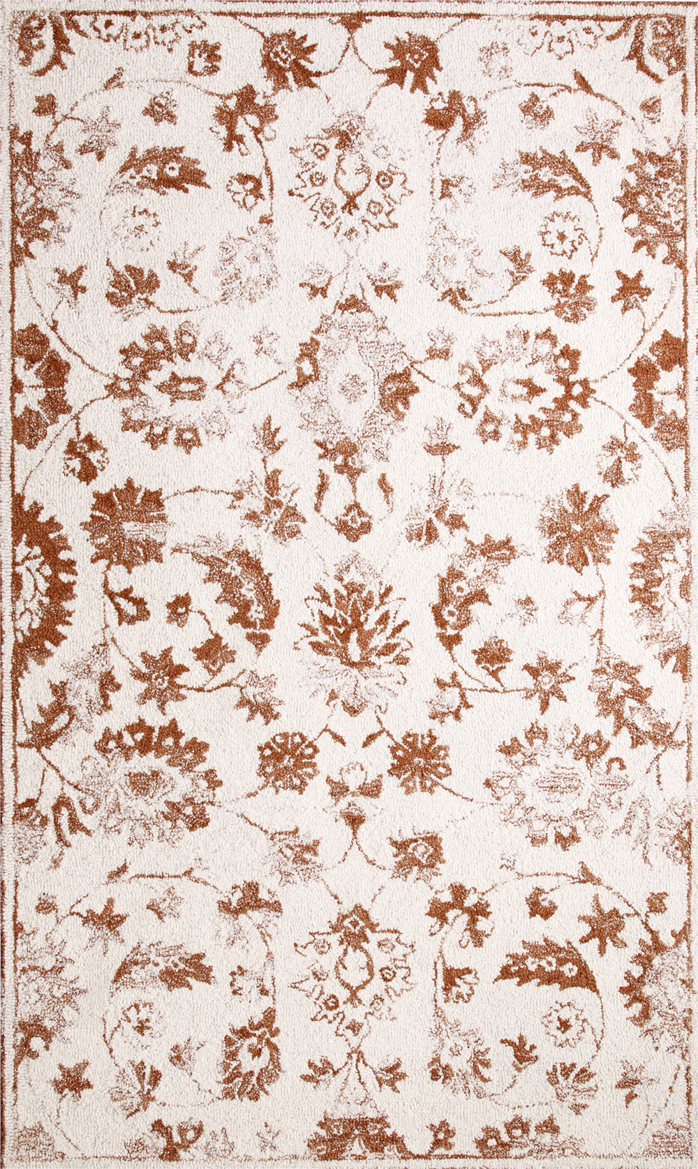 Dynamic AVALON 88803 IVORY/RUST Rug