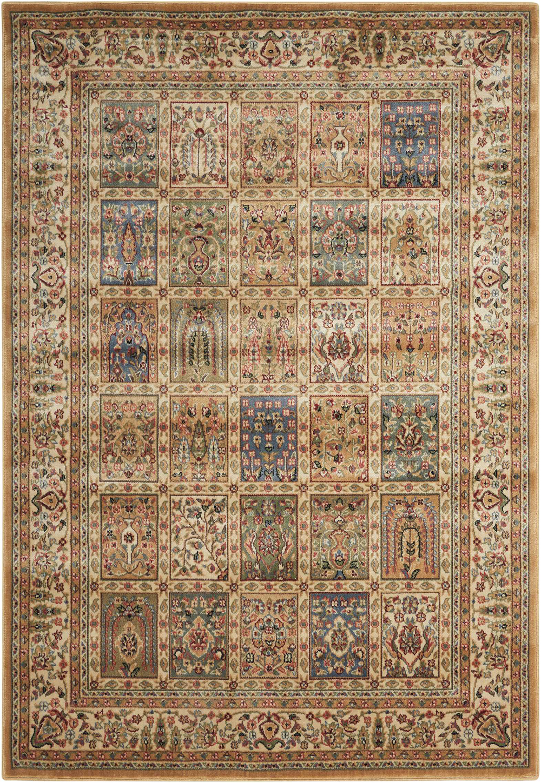Nourison PERSIAN ARTS BD01 BEIGE Rug