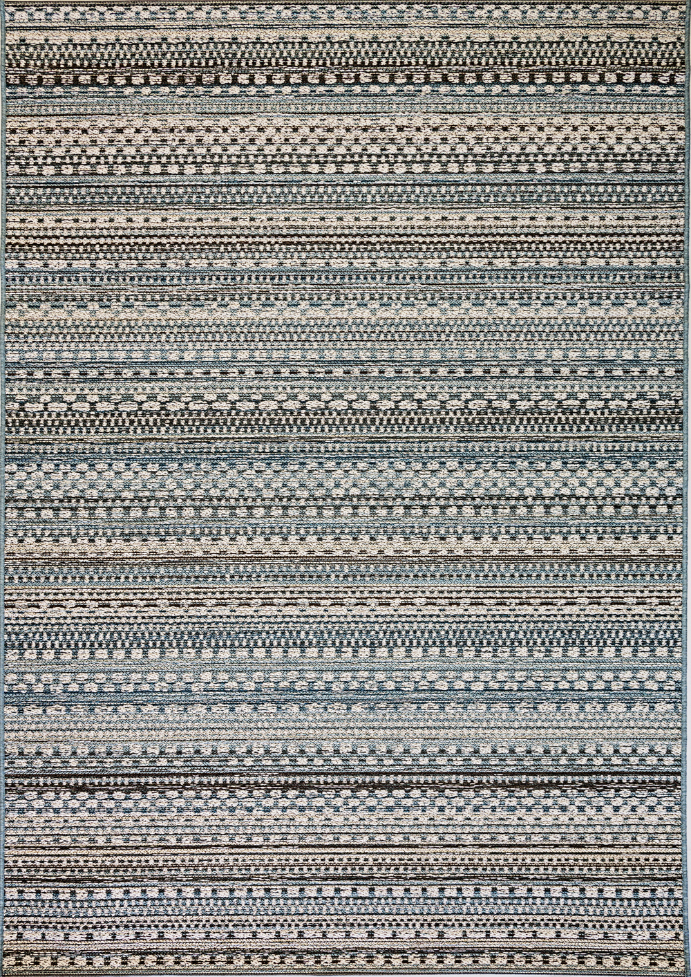 Dynamic BRIGHTON 8570 BEIGE/BLUE Rug