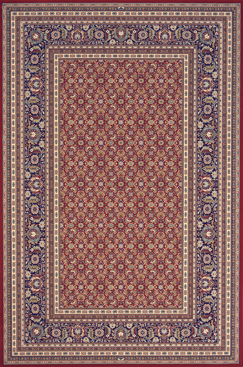 Dynamic BRILLIANT 72240 RED Rug
