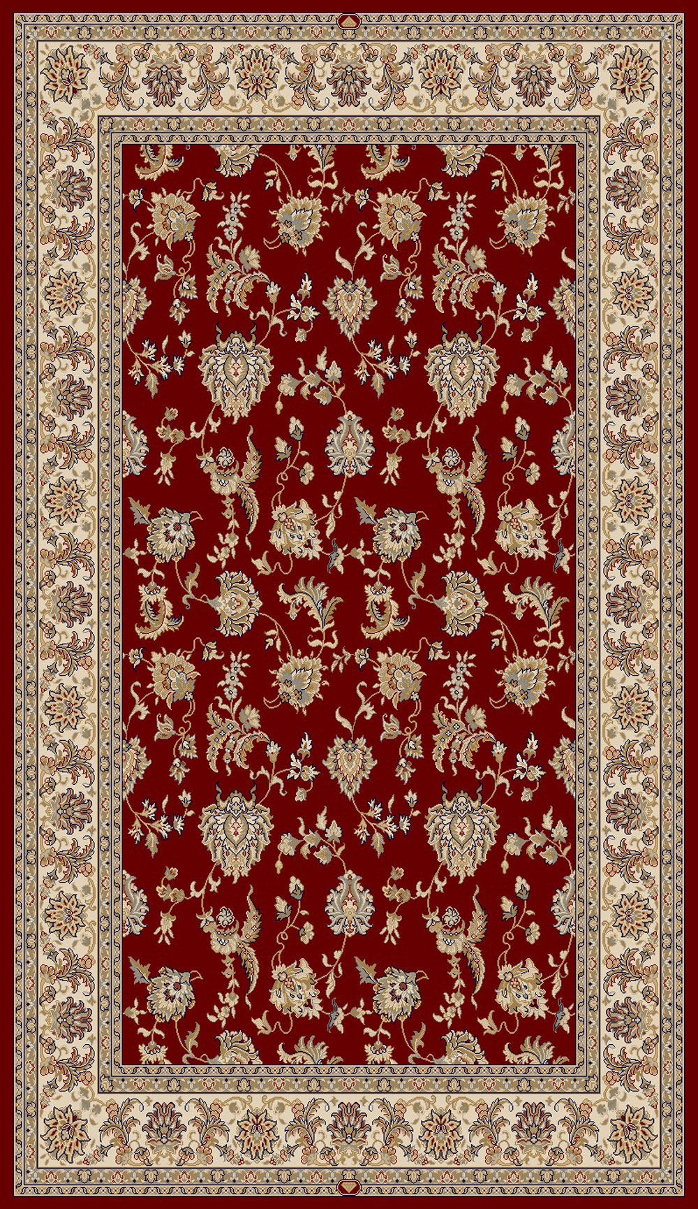Dynamic BRILLIANT 7226 RED Rug
