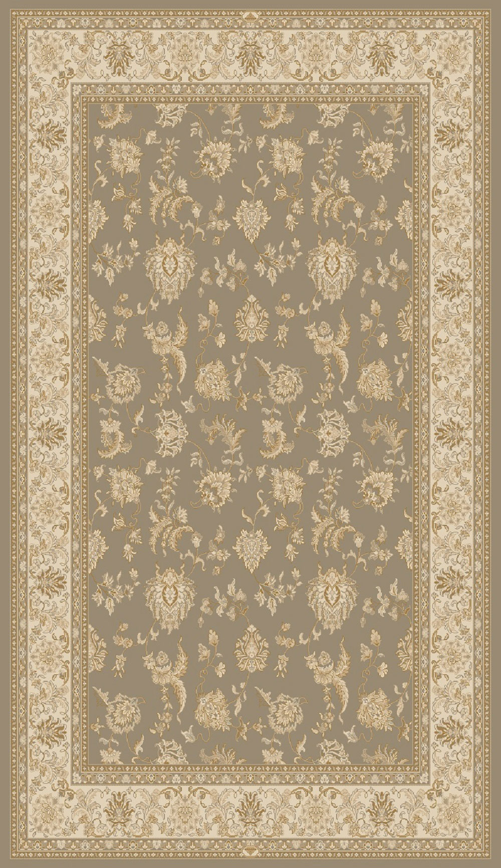 Dynamic BRILLIANT 7226 BROWN Rug