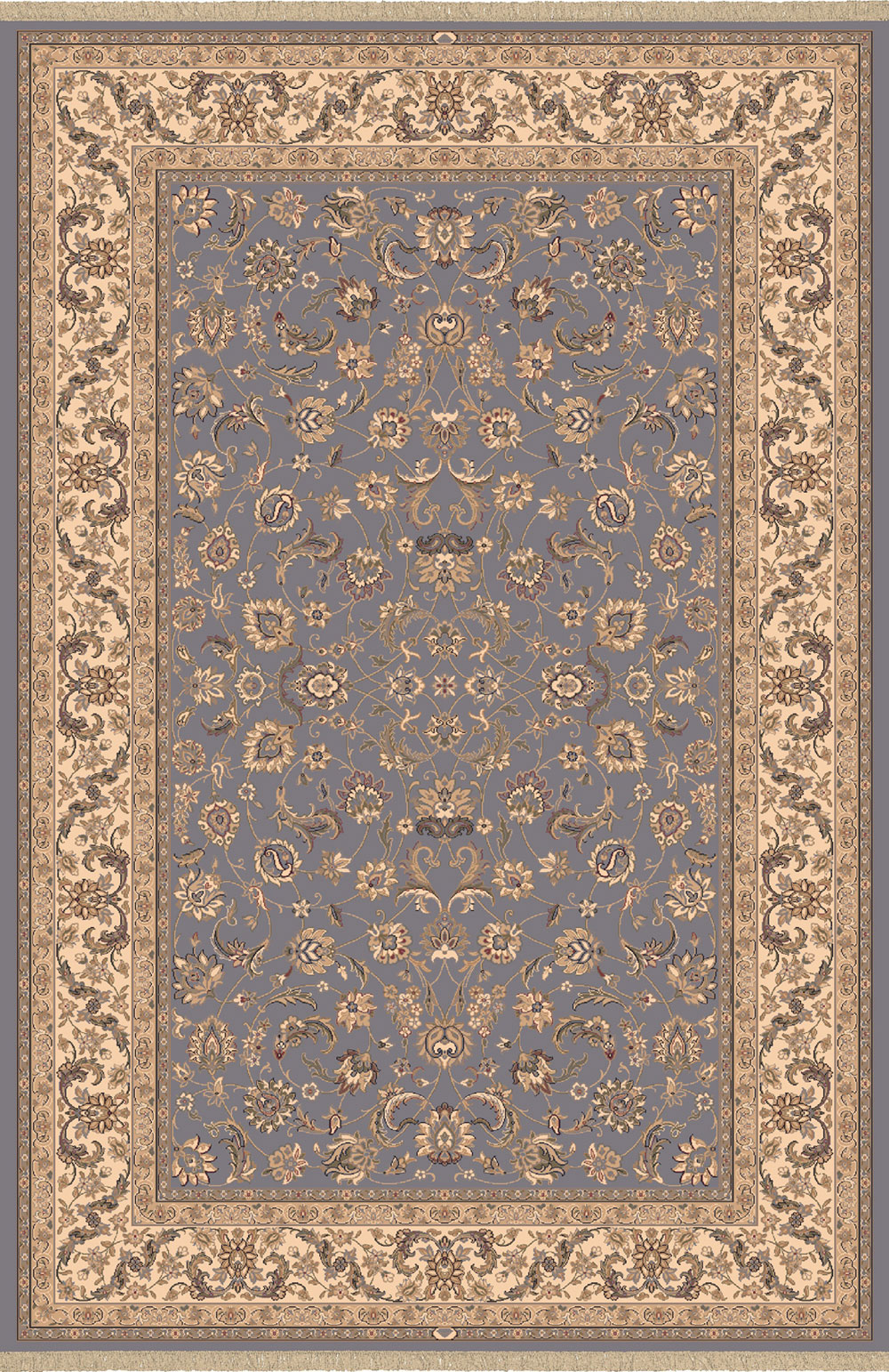Dynamic BRILLIANT 72284 BLUE Rug