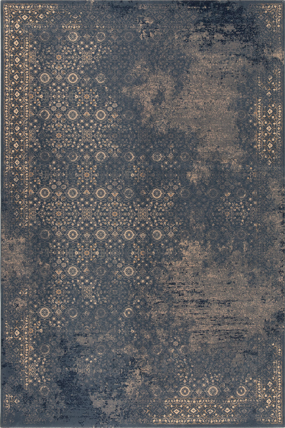 Dynamic BRILLIANT 72403 BLUE Rug