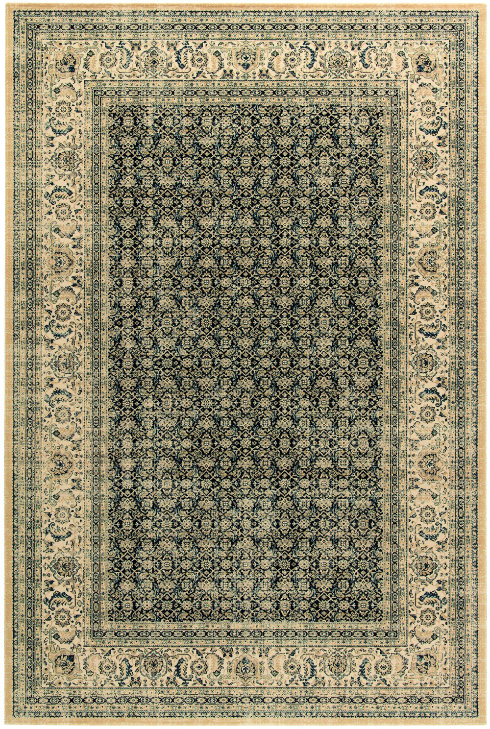 Dynamic BRILLIANT 72407 NAVY Rug