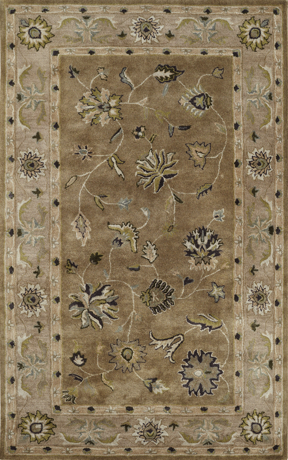 Dynamic CHARISMA 1406 LIGHT GREEN Rug