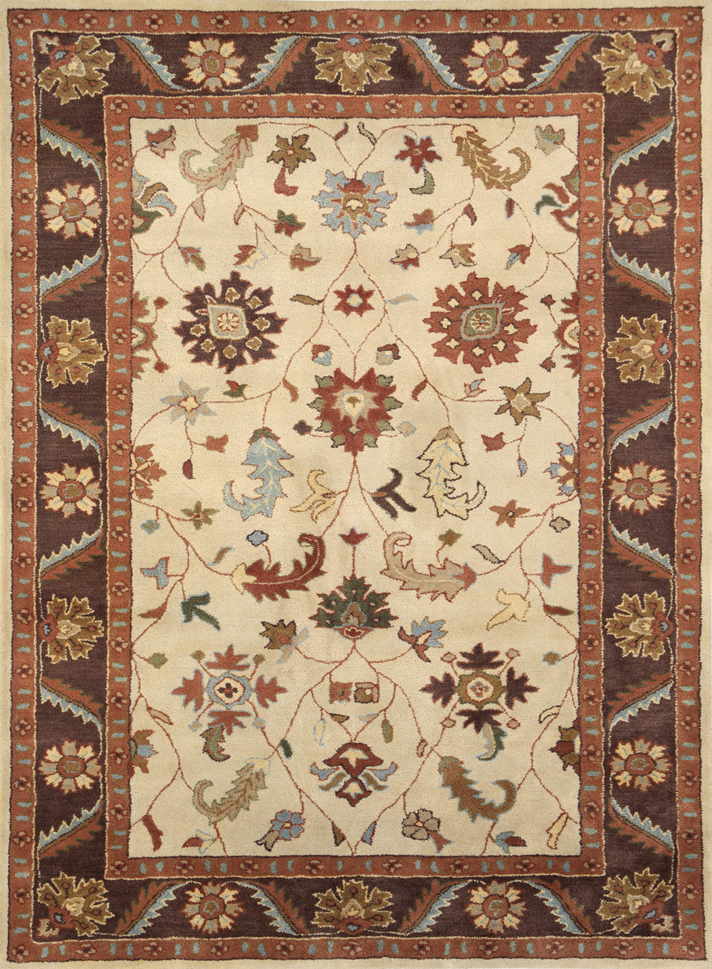 Dynamic CHARISMA 1411 BROWN Rug