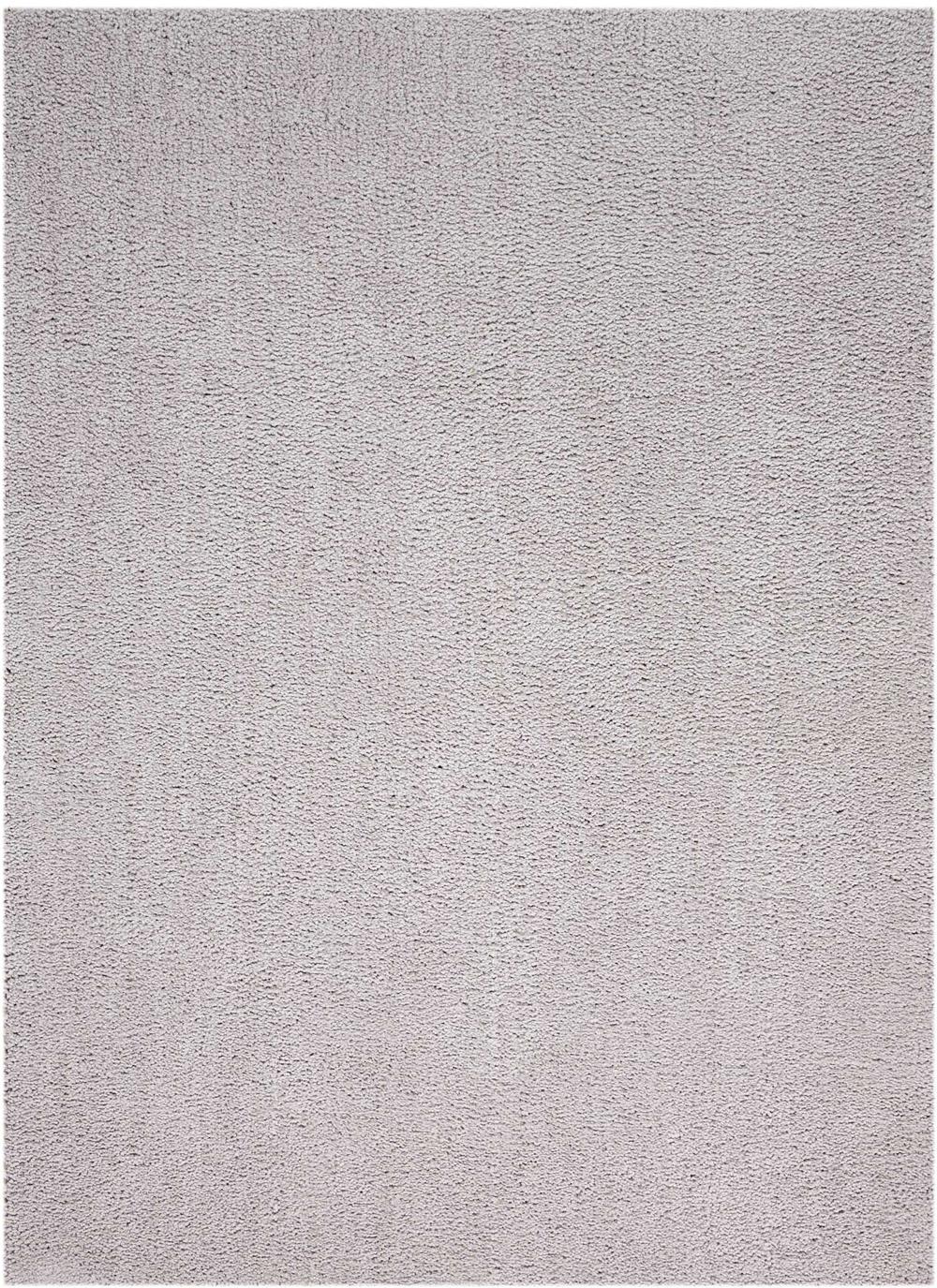 Nourison COZY SHAG COZ01 SILVER Rug