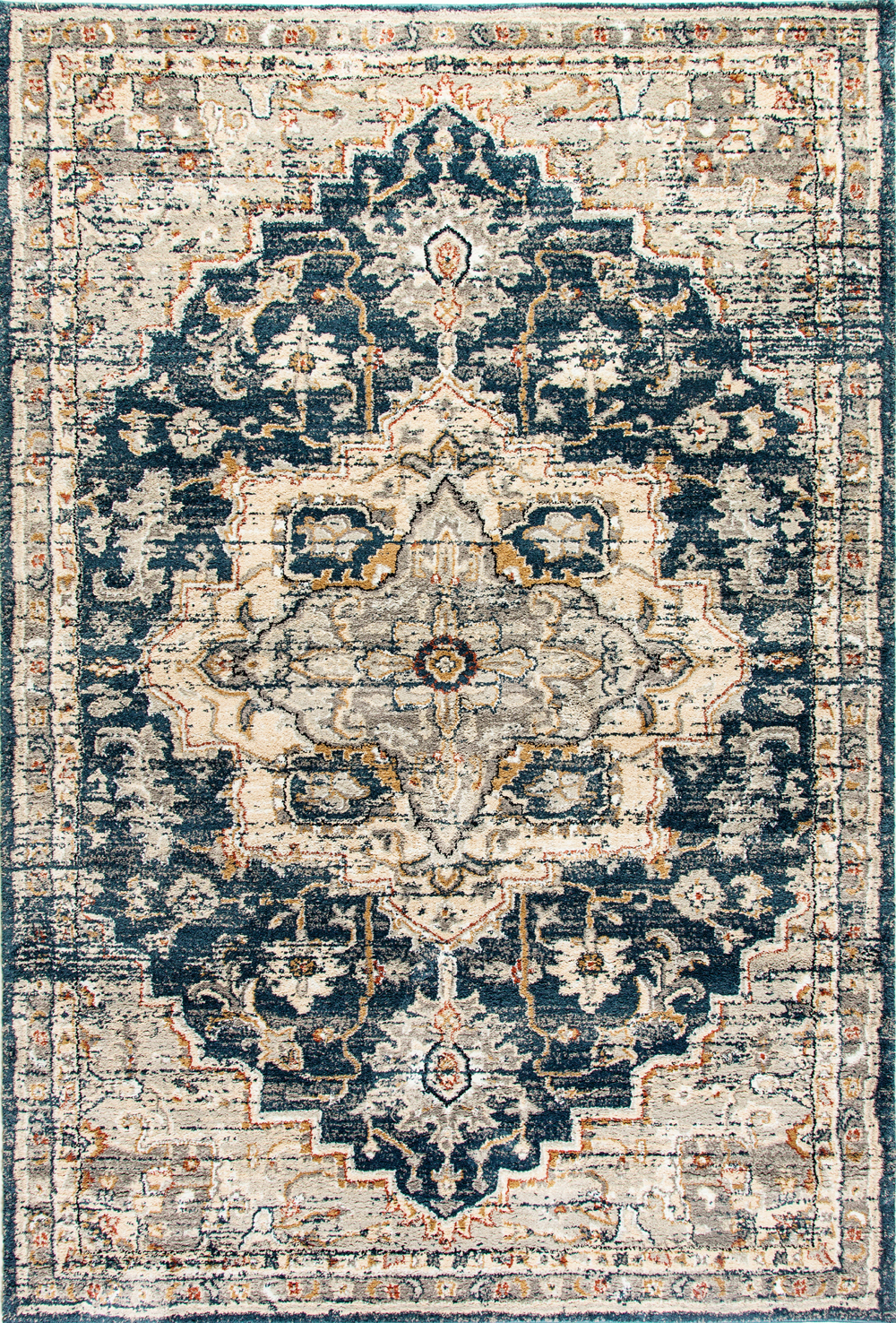 Dynamic EVOLUTION 4770 NAVY Rug