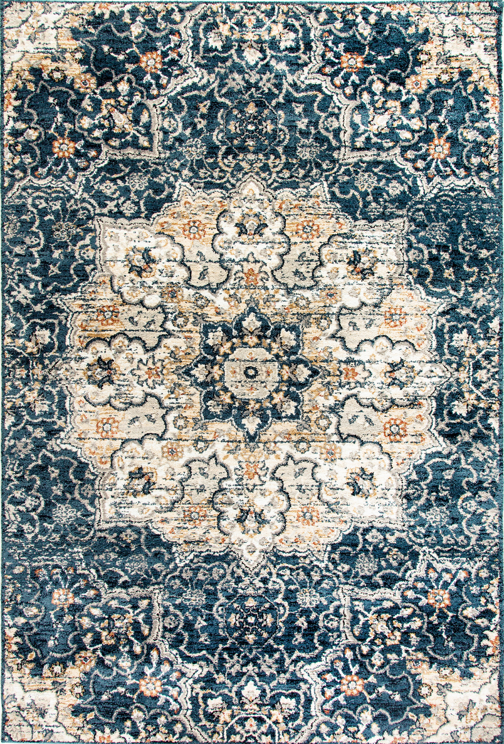 Dynamic EVOLUTION 4772 NAVY Rug