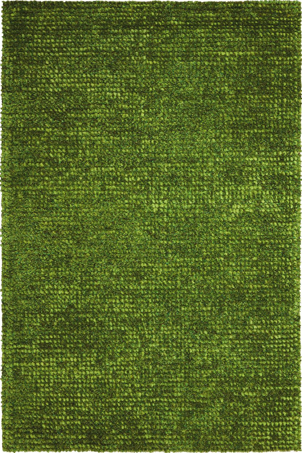 Nourison FANTASIA FAN1 GREEN Rug