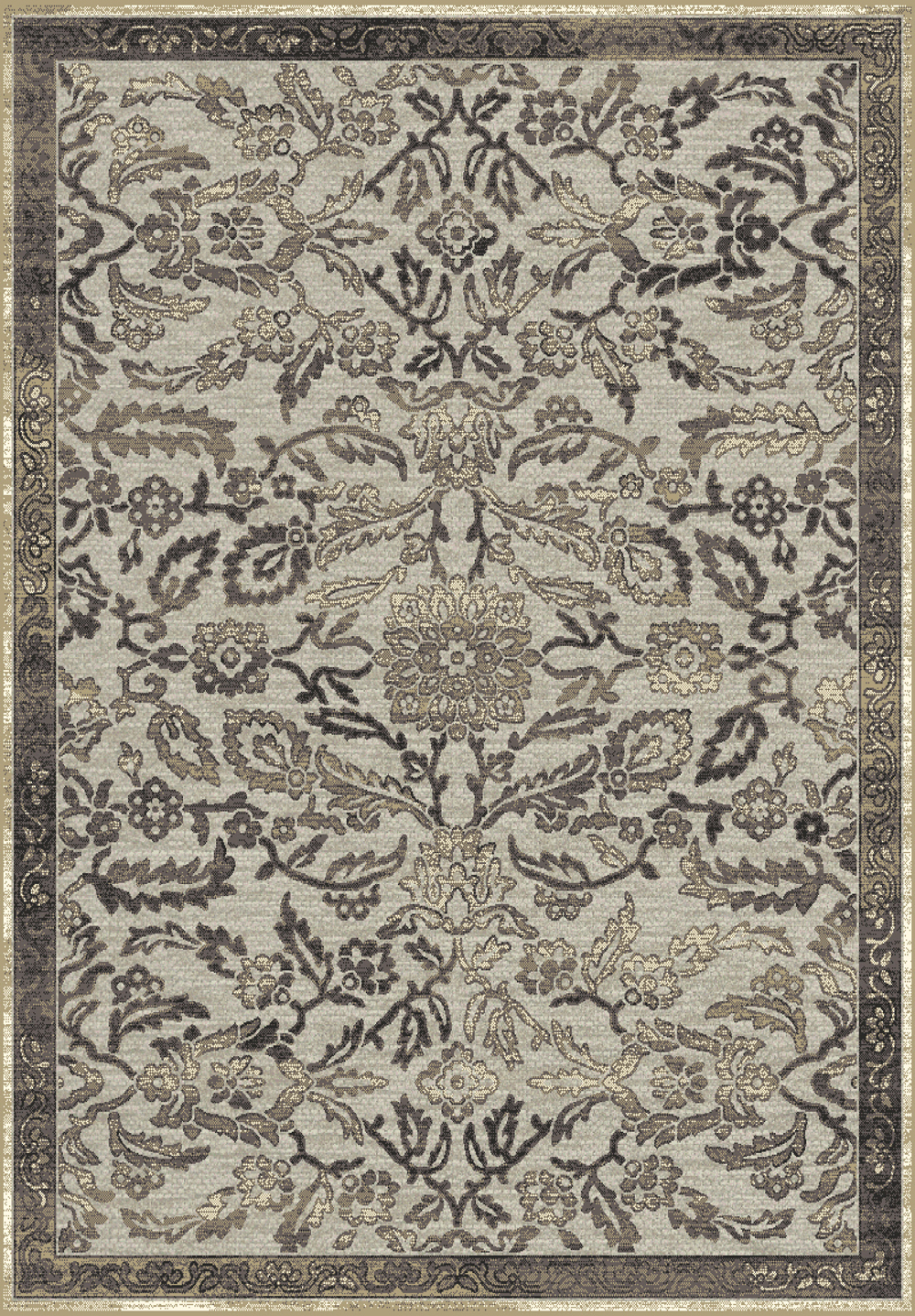 Dynamic GENOVA 38259 GREY Rug