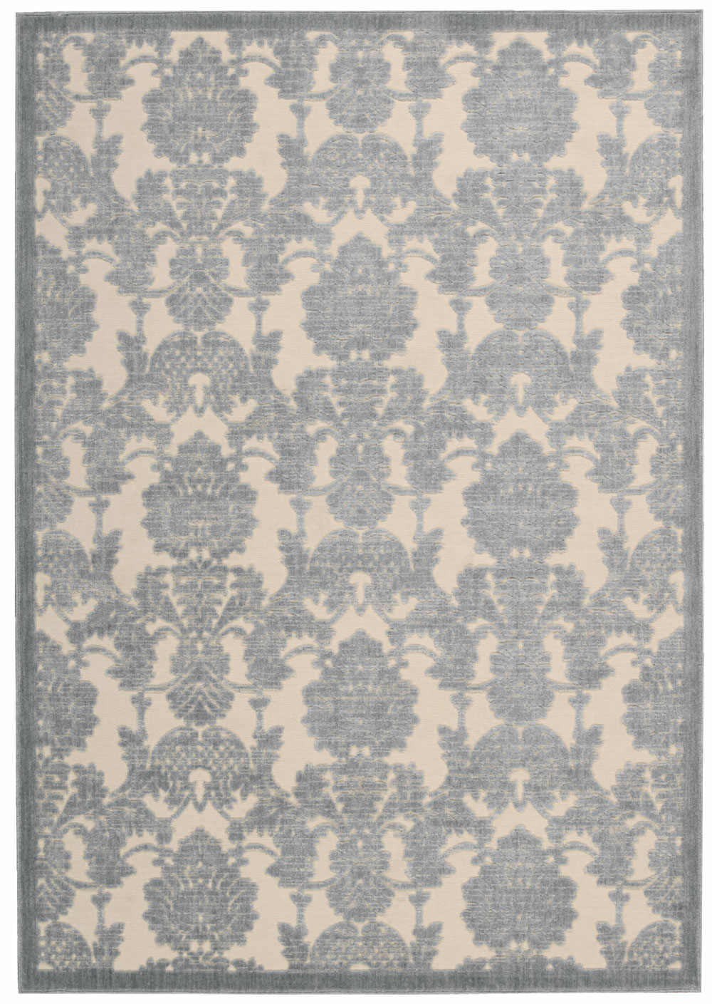 Nourison GRAPHIC ILLUSIONS GIL03 IV/LTB Rug