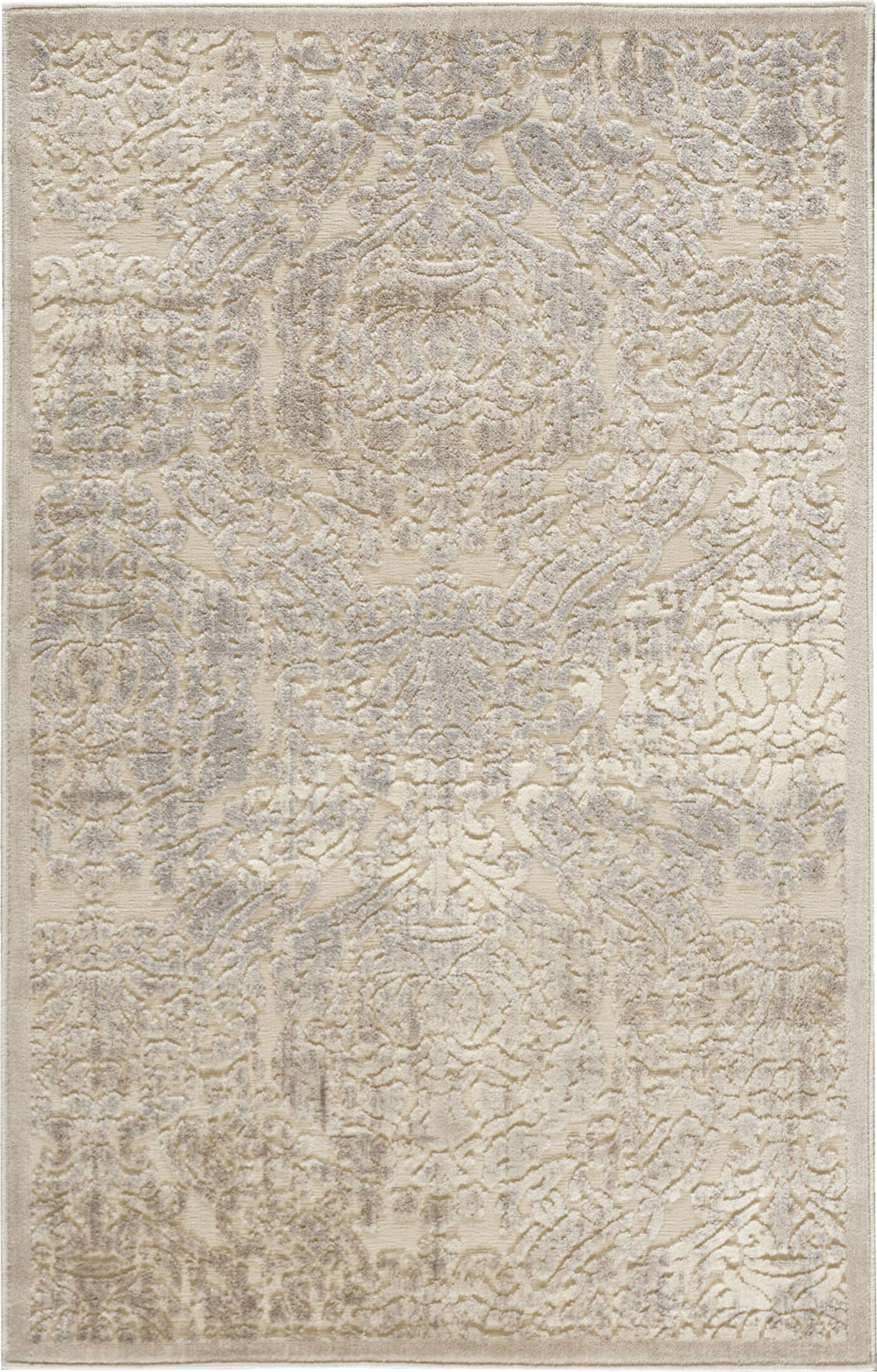 Nourison GRAPHIC ILLUSIONS GIL09 IVORY Rug