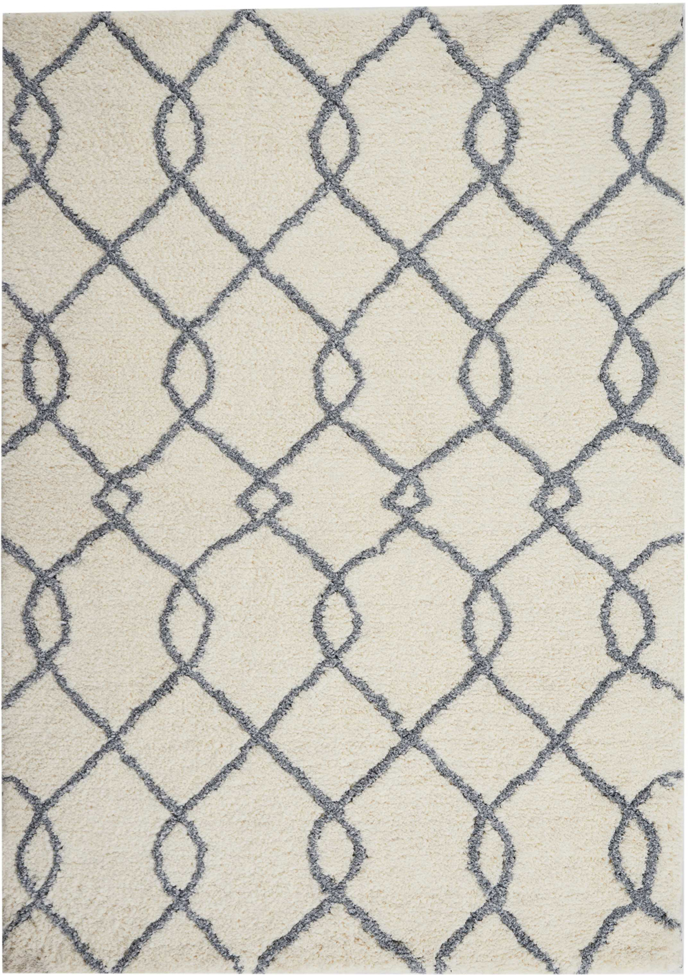 Nourison GALWAY GLW02 IVORY BLUE Rug