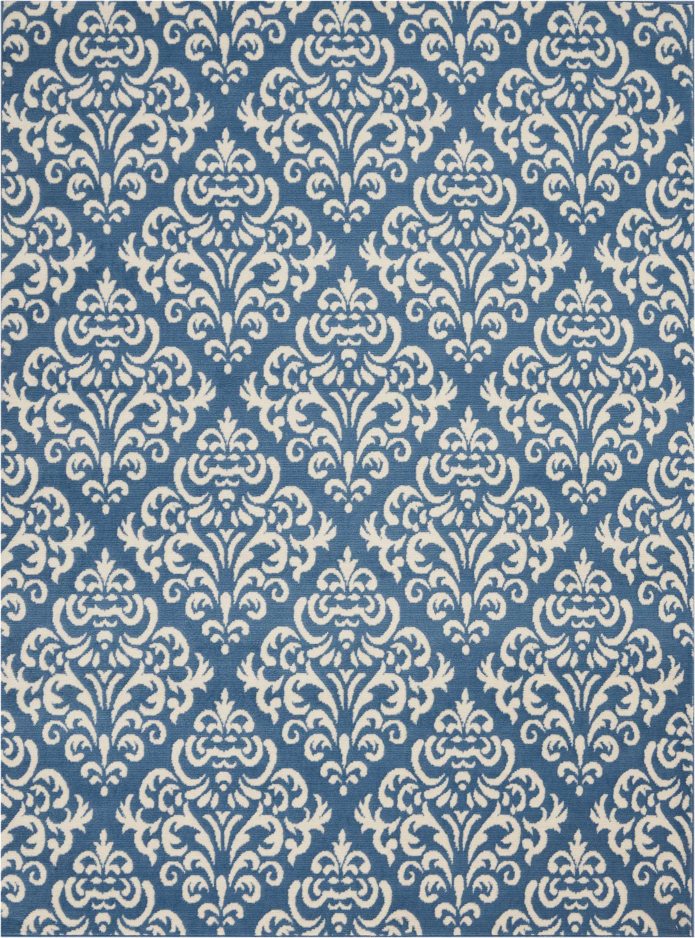 Nourison GRAFIX GRF06 BLUE Rug