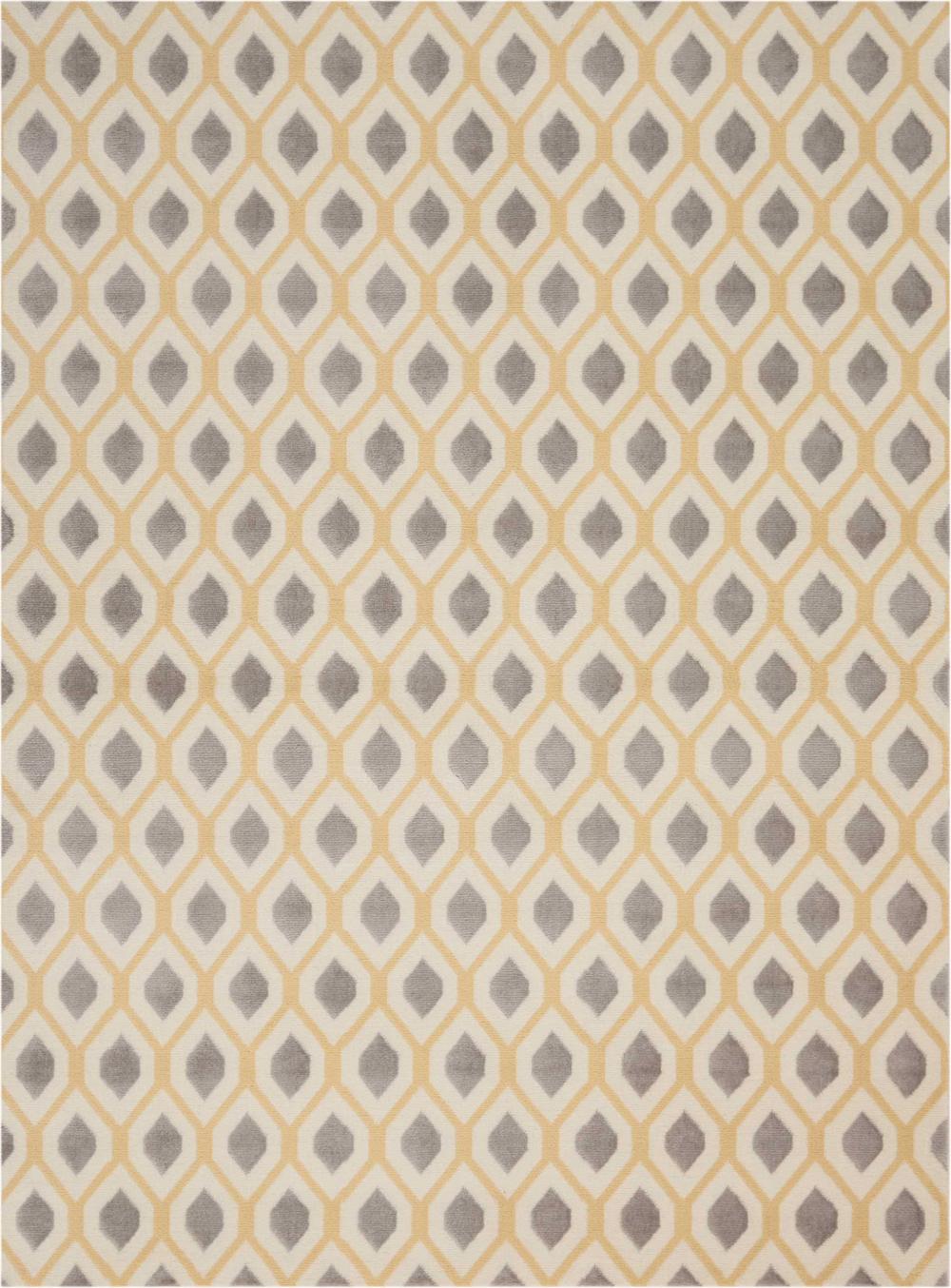 Nourison GRAFIX GRF22 WHITE Rug
