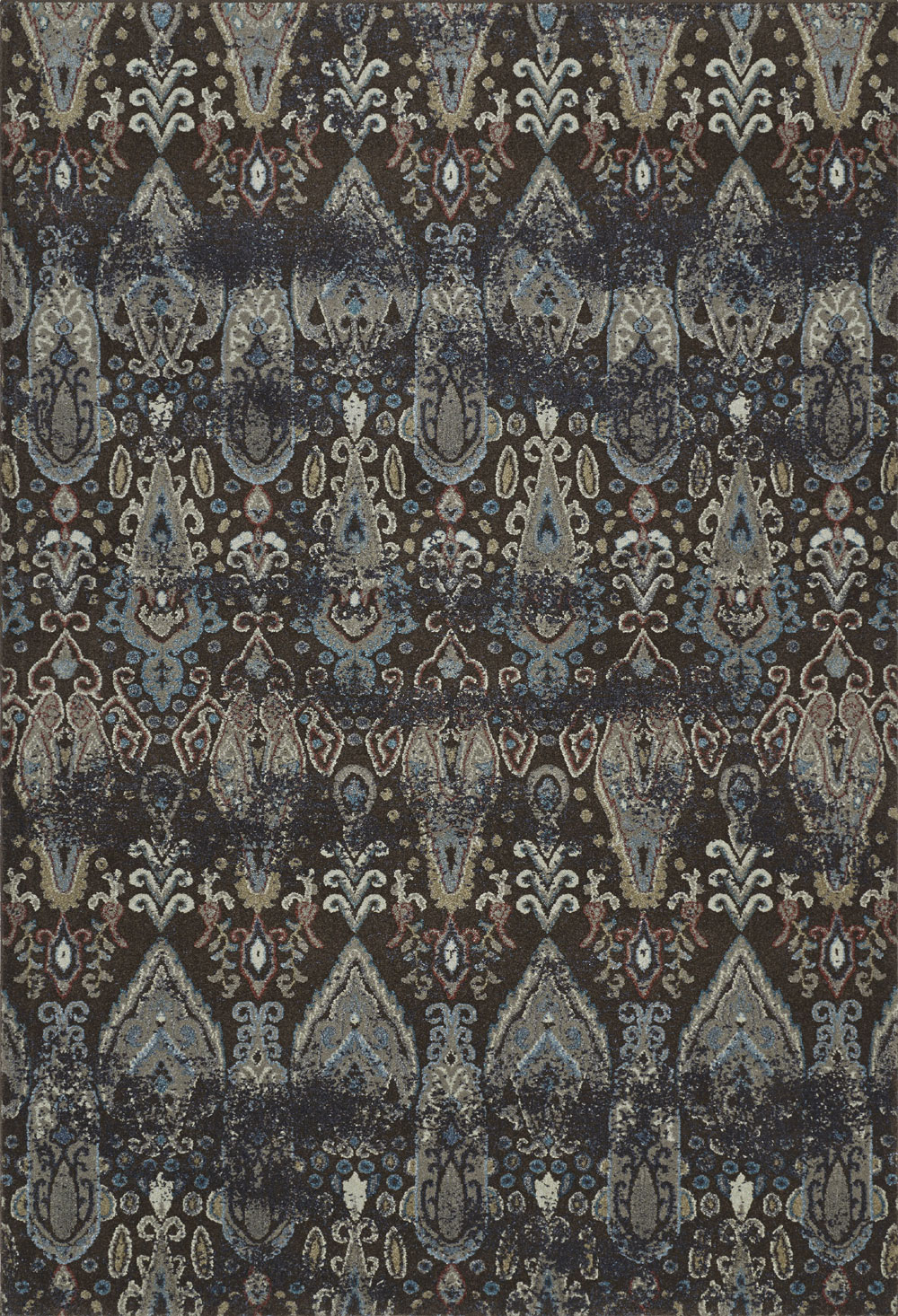 Dalyn Geneva GV315 Chocolate Rug