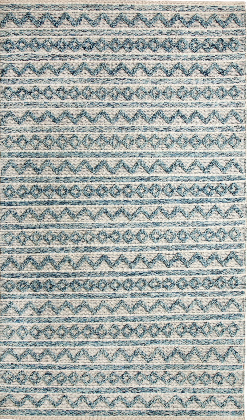 Dynamic HEIRLOOM 91004 TEAL/IVORY Rug