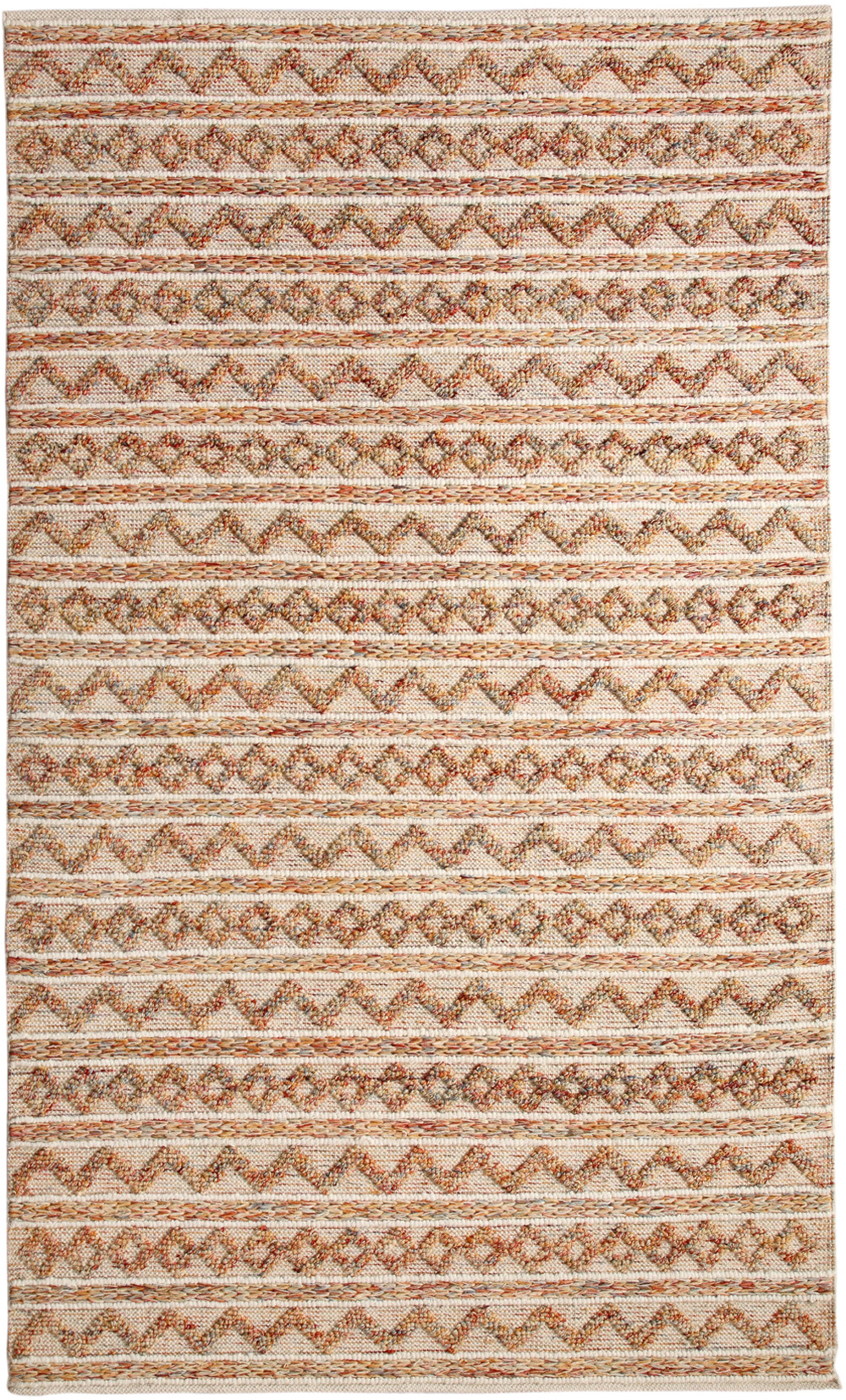 Dynamic HEIRLOOM 91004 MULTI/IVORY Rug