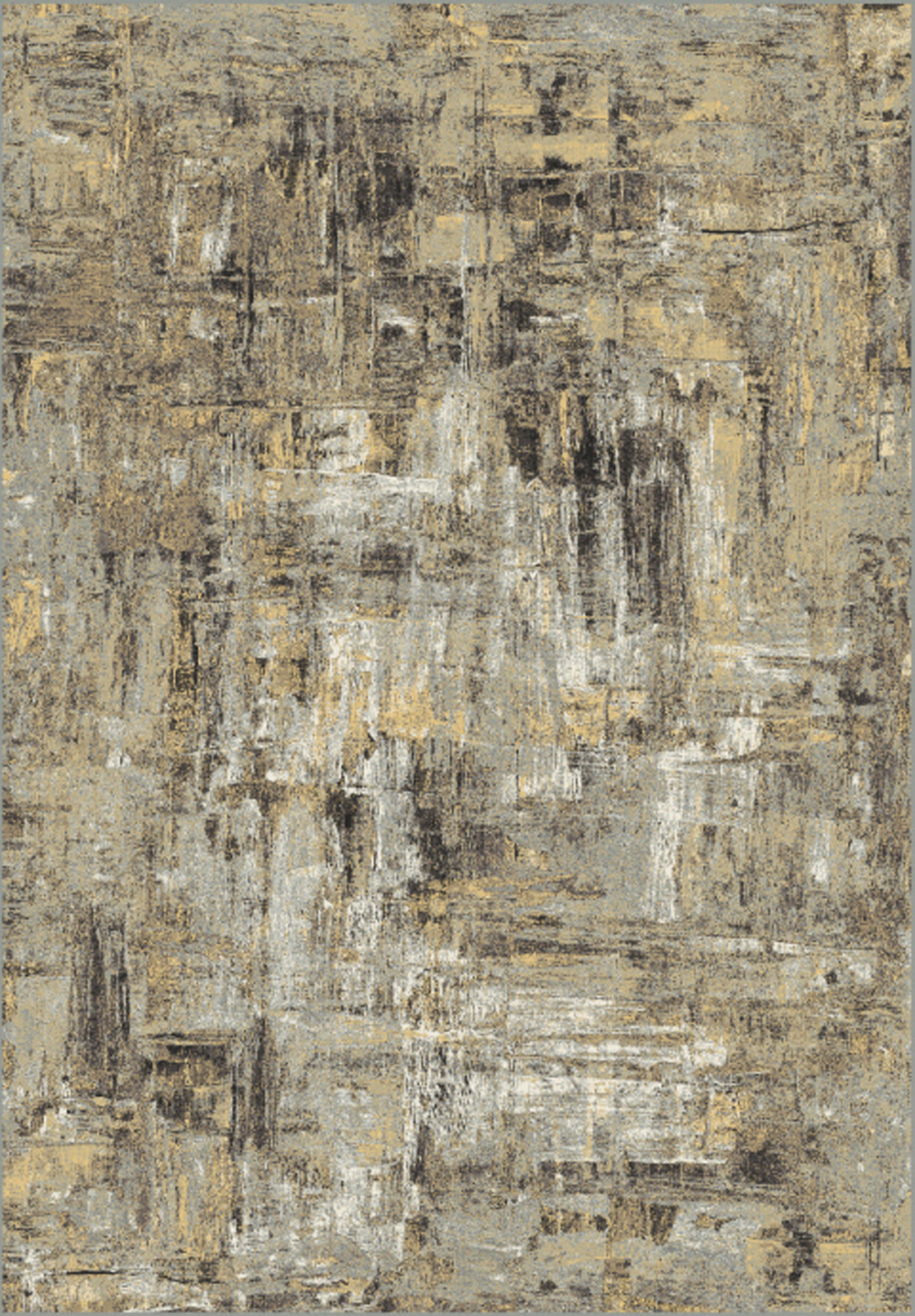 Dynamic HORIZON 989738 TAUPE/MULTI Rug
