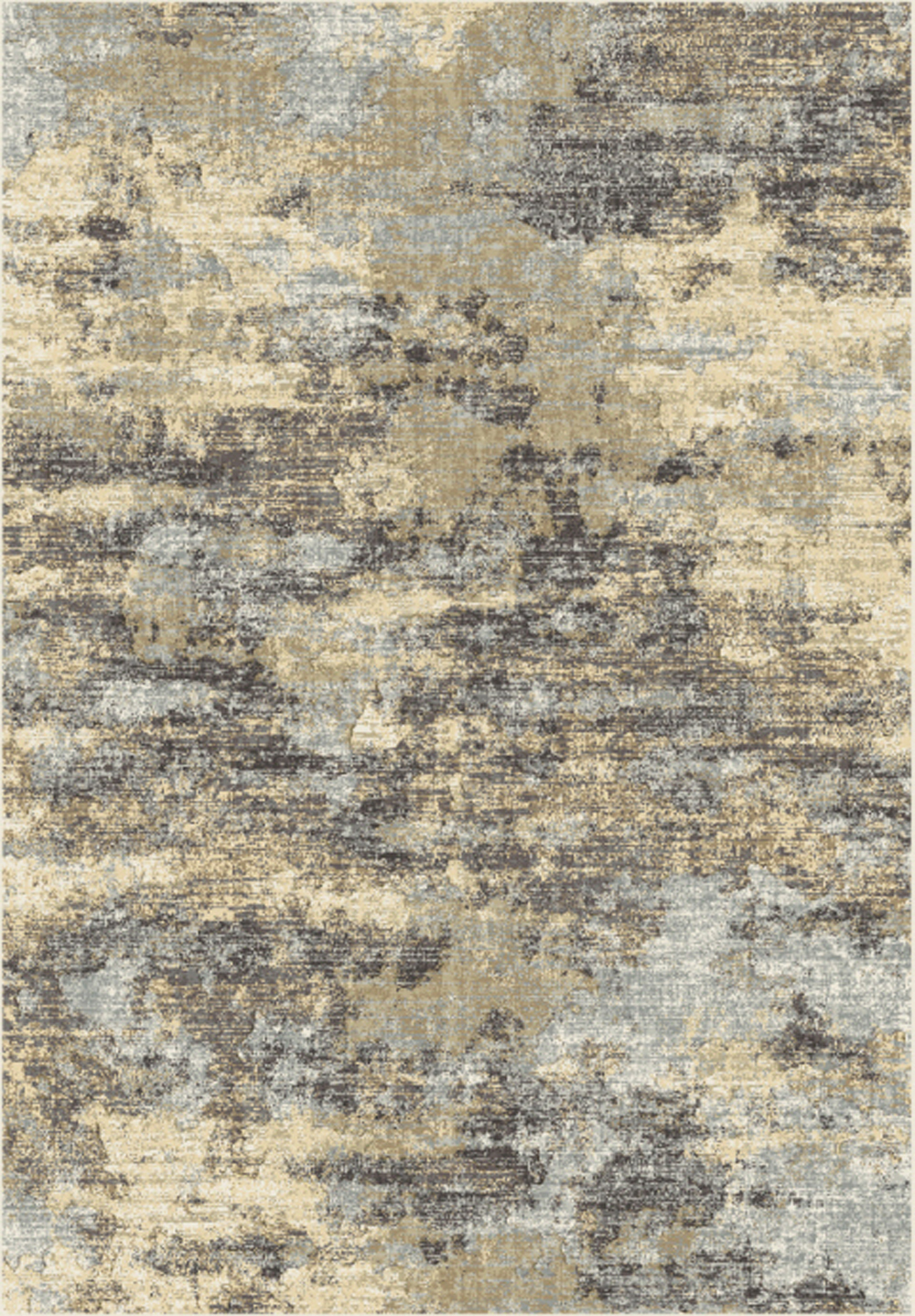Dynamic HORIZON 989783 TAUPE/CREAM Rug